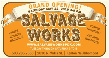 Salvage Works - Kenton Portland